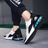 2019 Fashion Trendy Men's Shoes Comfortable Non slip Air Cushion Men's Sneakers Run Summer Couple Series Casual Shoes Breathable