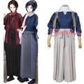 Free Shipping Touken Ranbu Online Yamatonokami Yasusada Anime Cosplay Kimono Costume Send Scarf