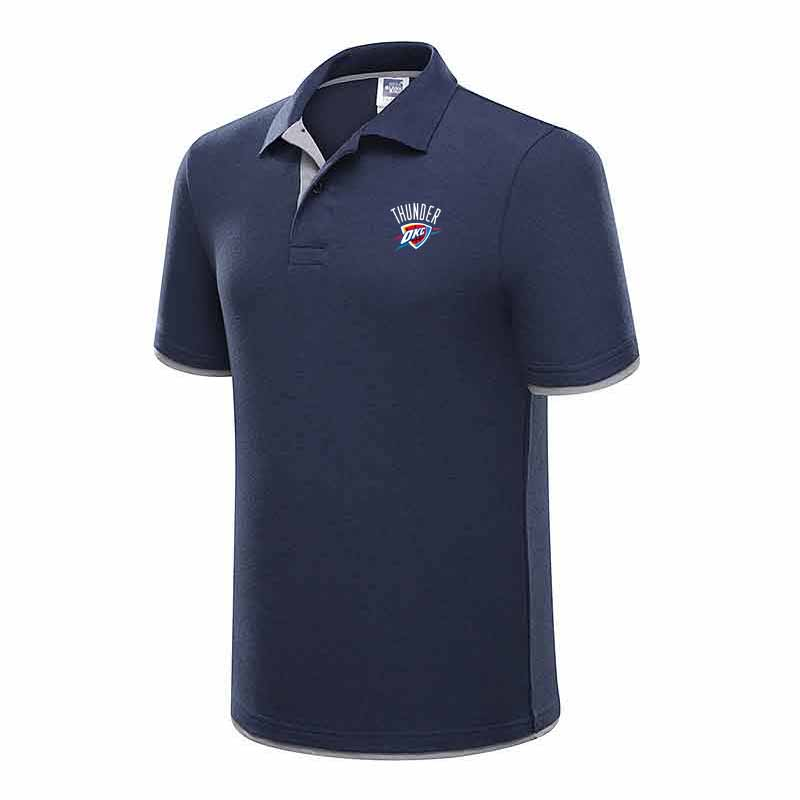 Thunder Mens   Polo   Shirts Men Desiger   Polos   Men Cotton Short Sleeve shirt Clothes jerseys Golf Tennis   Polos   Big Size XXXL Solid
