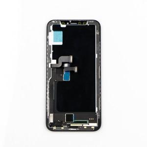 Image 3 - Für iphone x lcd XS XR XSMax OLED Komplett Mit 3D Touch Digitizer Montage Ersatz für iphone xs lcd 1 pcs LCD Top Qualität