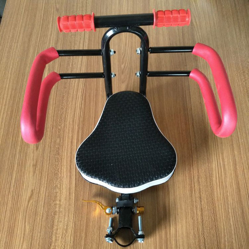 Image 5 - Electric Scooter Child Saddle Child Seat Foldable Children Seat Adjustable Kid Chair for Electric Skateboard Scooter E Bike-in Scooter Parts & Accessories from Sports & Entertainment