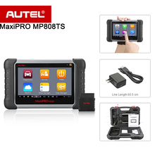 Autel MaxiPro MP808TS OBDII Diagnostic Scanner Professional Car Tool With BMS, DPF, Break Bleed, TPMS