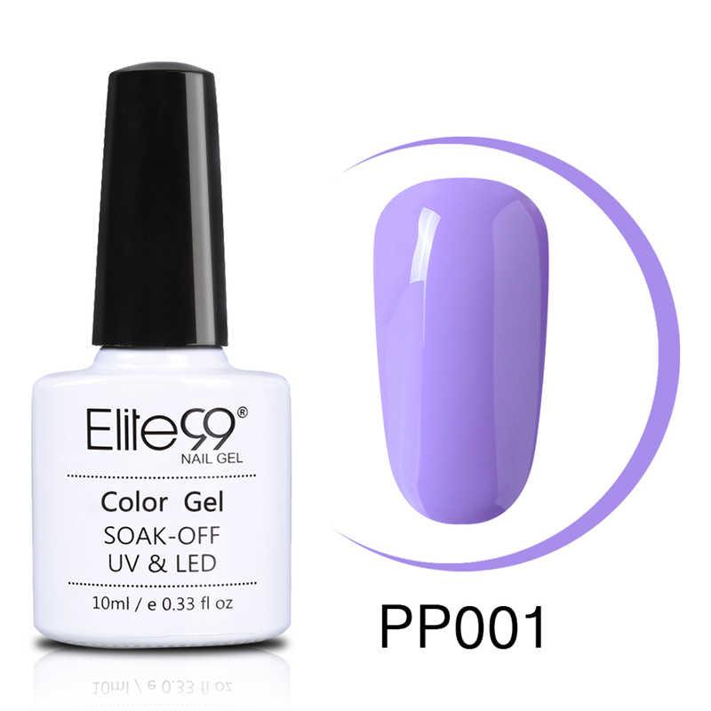 Elite99 Gel Véc Ni Tím Xanh Dương Gel Móng Tay Bộ Ngâm tắt Bấm móng tay UV & Đèn LED Đầu Dụng Cụ Làm Móng móng tay Nghệ Thuật Thiết Kế
