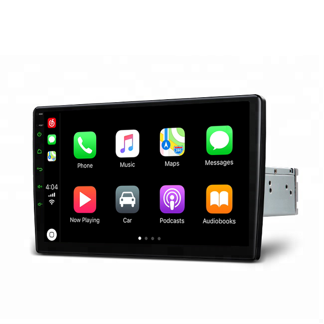 Multimedia-Player Gps Navigation Carplay Radio Rotatable DIN With Can No DSP No-Dvd Angle-One