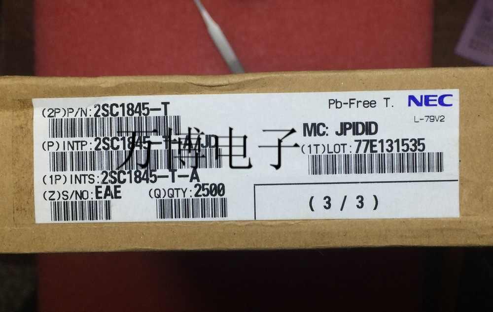 30/50 para japonia oryginalny A992 C1845 2SA992 2SC1845 jest twój plik E audio diody audio transisitor darmowa wysyłka