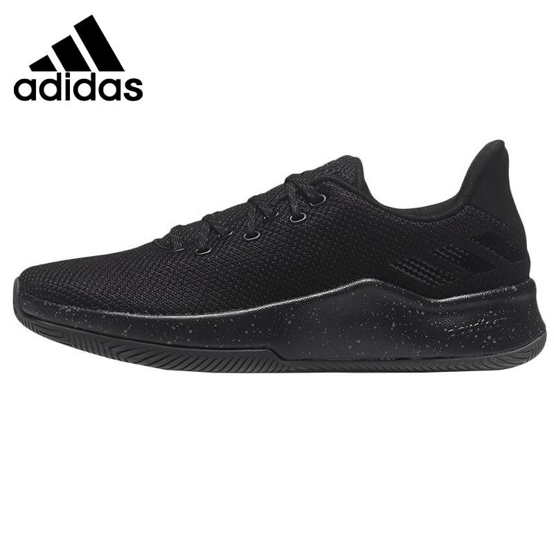ADIDAS Men White Speed Break Basketball Shoes
