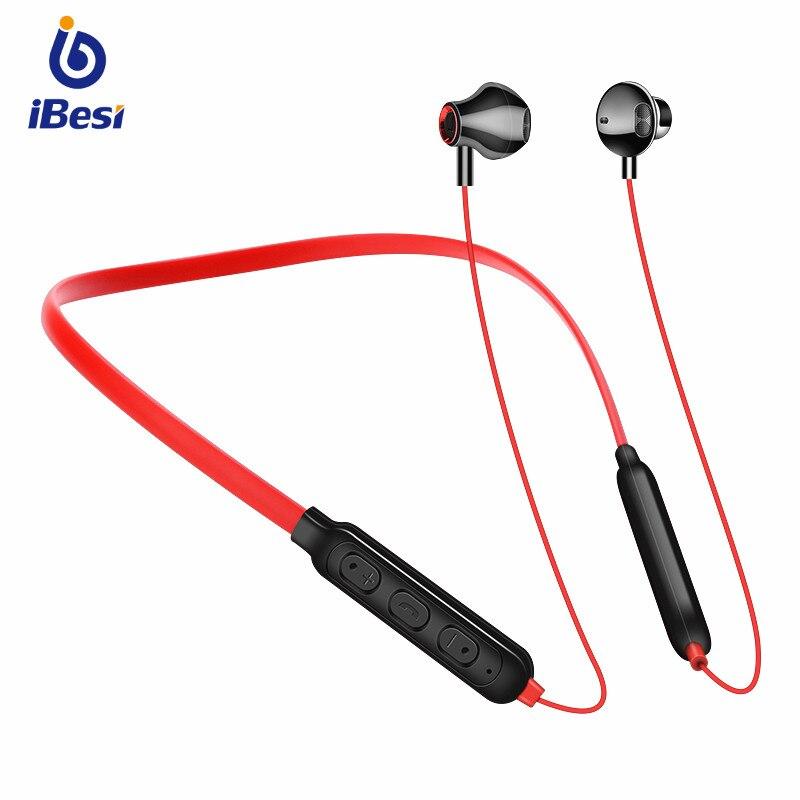 IBesi Y10 Best Wireless Headphones Handsfree Earphones Bluetooth Earbuds Sport Running Headset With Mic For IPhone Xiaomi Phone