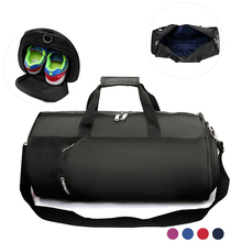 767ddf6b6e3f Waterproof Sport Bag Training Fitness Gym Bag Men Women Basketball Football  Shoulder Bags Multifunction Handbag Sporting
