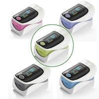 Digital OLED Fingertip Pulse Oximeter RZ001 SPO2 Pulse Rate Oxygen Monitor Hot Selling