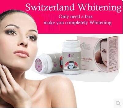 Switzerland Full-body whitening capsule white brighten-adult whitening-woman whitening-Only need a box  completely Whitening