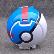 Pikachu Poké Balls Set with Figures