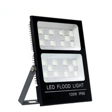 цена на Ultra-thin AC 85- 265V LED 30W 50W 100W Floodlight Spotlight Spotlight Outdoor Wall Mount Wall Lamp Garden Factory Garage