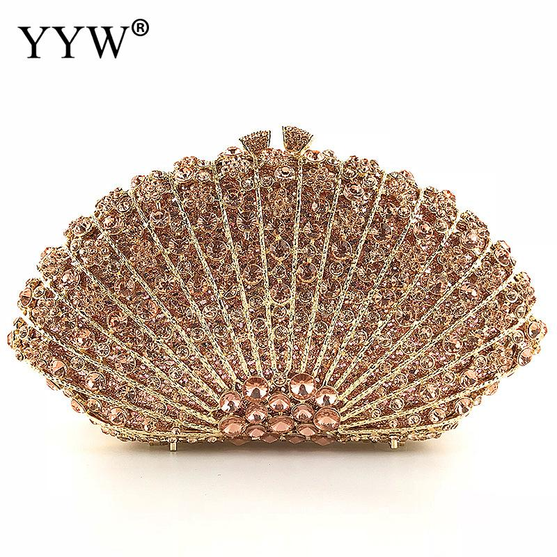 Rhinestones Women Clutch Bags Diamonds Party Ladies Vintage Evening Bags Crystal Wedding Bridal Handbags Purse Bags Holder 2018 luxury diamonds women clutch bag rhinestones evening bags for wedding bridal party handbags with chains smyzh f0320