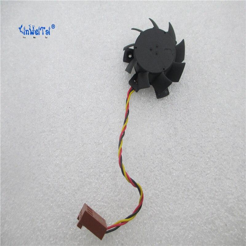 Cooling Fan For HP All-in-one 105-5138CX 105-5338CN 105-3385 GPU three-wire fan  cooling fan
