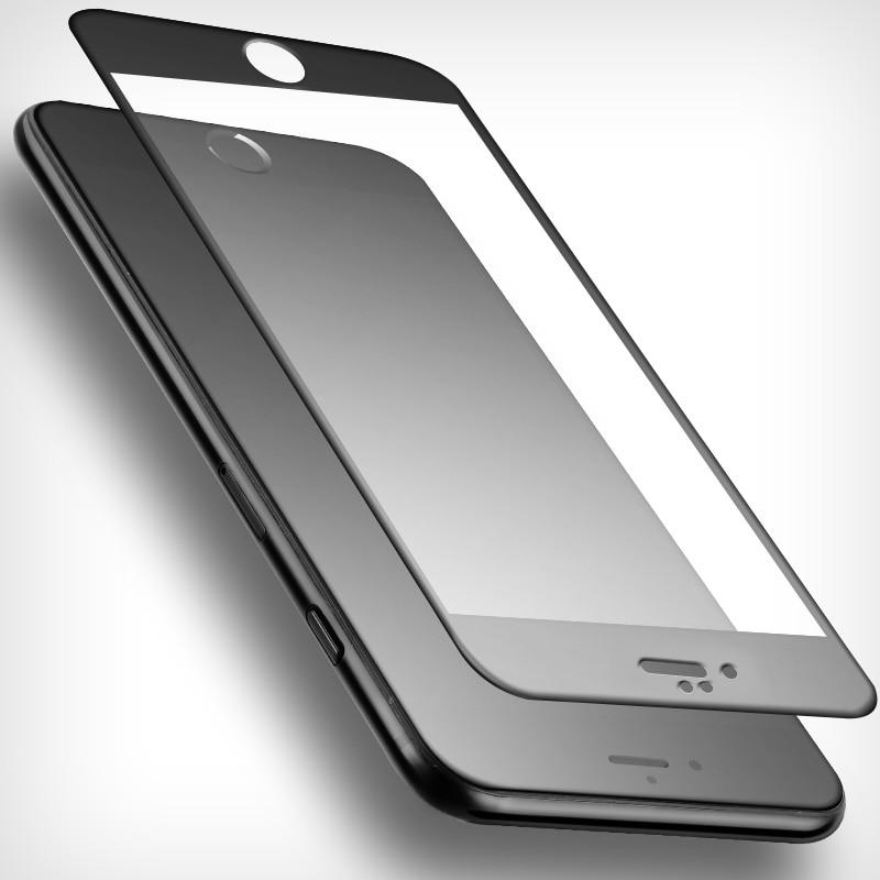 IPhone 7/7 plus Vpower Tempered Glass ekran qoruyucu Ultra İncə 3D - Cib telefonu aksesuarları və hissələri - Fotoqrafiya 5