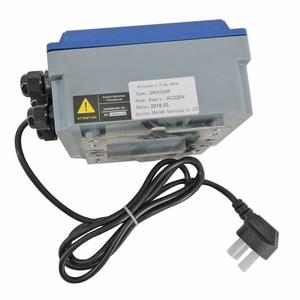 Image 3 - Ultrasonic flow meter TUF 2000B TS 2/TM 1 Transducer DN15 100mm/DN50 700mm liquid flowmeter wall mounted type ModBus Protocol