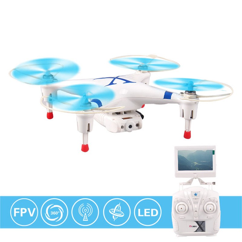 Free shipping Rc quadrocopter Cheerson CX-30S FPV 5.8G 4CH 6 Axle remote control drones RC Quadcopter With 720P Camera RTF худи ea7 ea7 ea002ebrab46