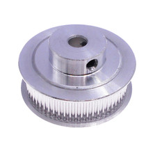 DuoWeiSi 3D Printer Parts BF type 60 Teeth GT2 Pulley Alumium 6/10mm Belt Width 5/6/6.35/8/10/12/14mm hole 2GT For 3D Printer
