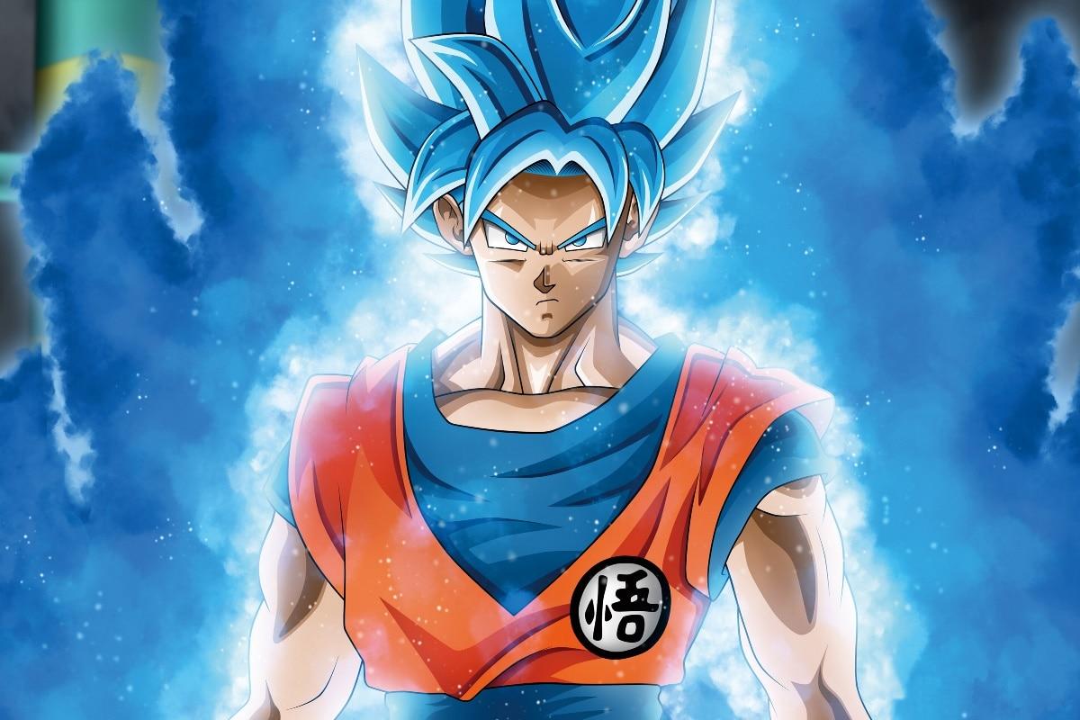 Goku dragon ball super anime manga fantasia kb643 for Cuartos decorados de dragon ball z