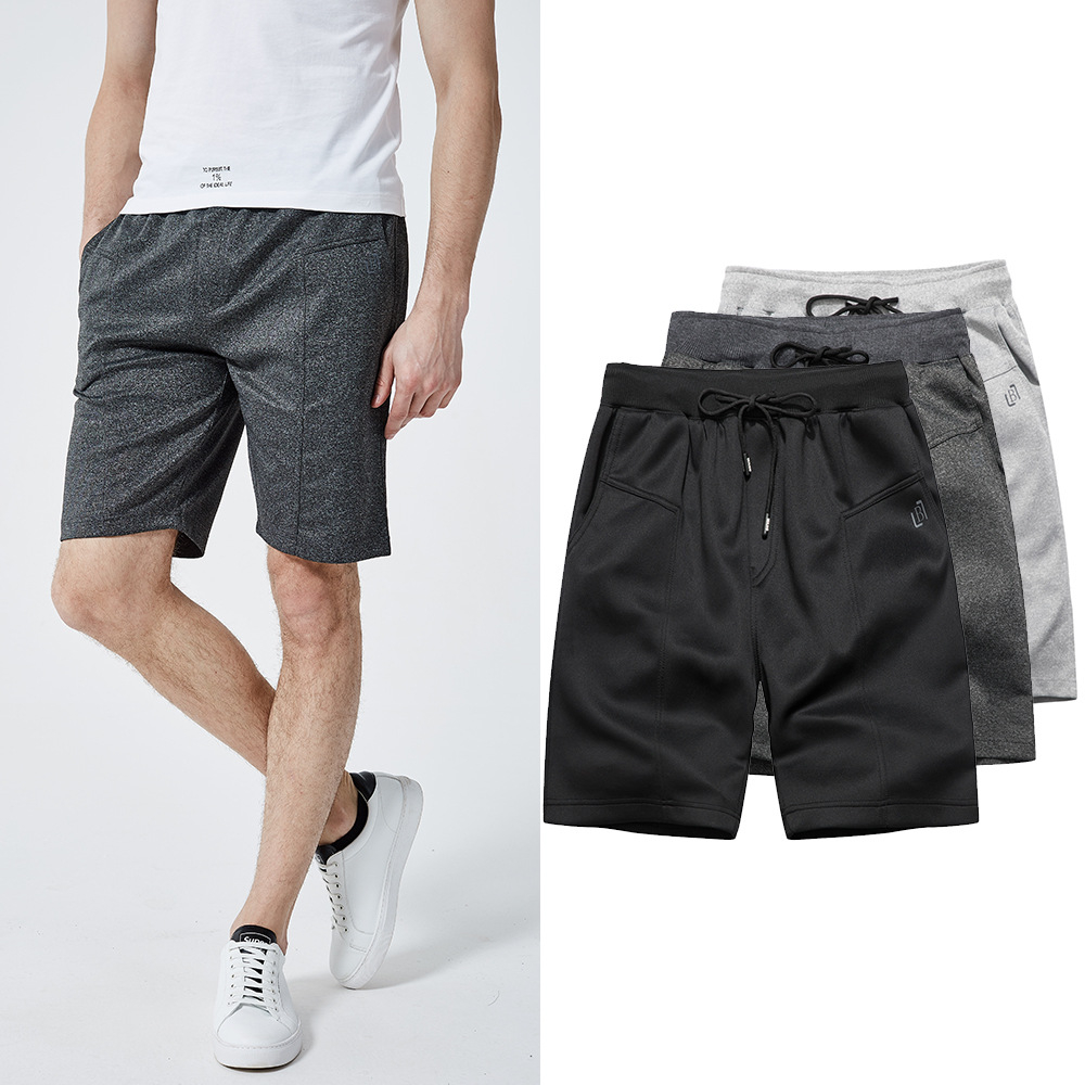 Summer New Men's Casual  Beach Cool Shorts, A Variety Of Color Options