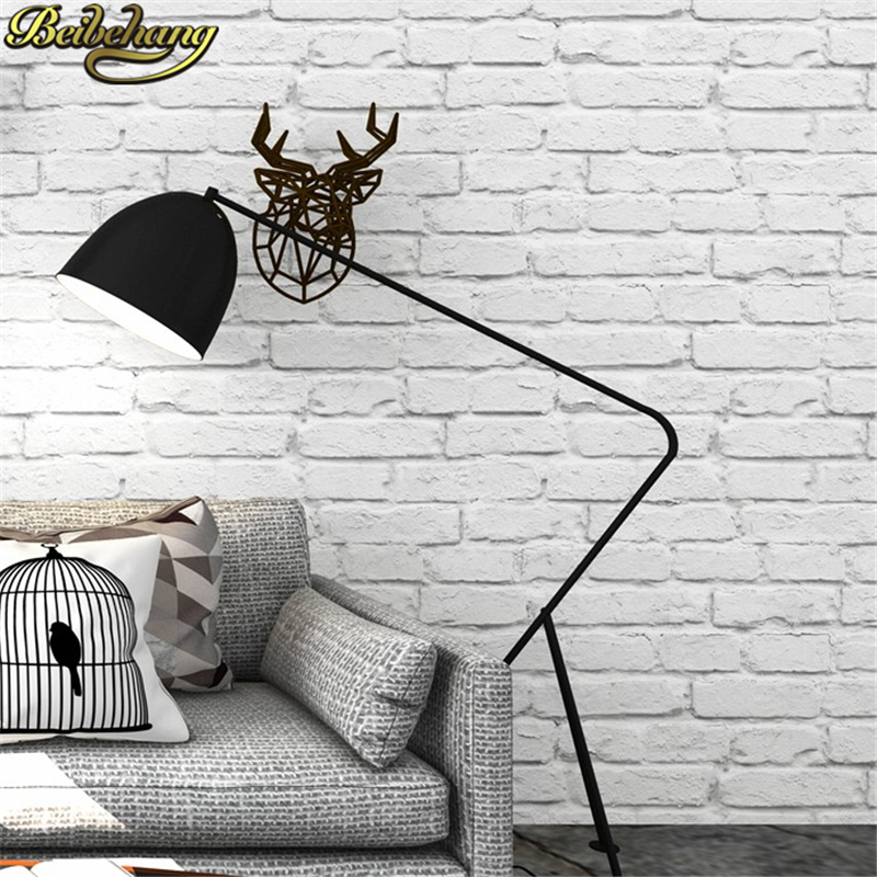 Beibehang Wall Paper 3D Brick Wall Papel Parede 3d Wallpaper Waterproof Tapete For Living Room Wallpaper 3d Wall Papel De Parede