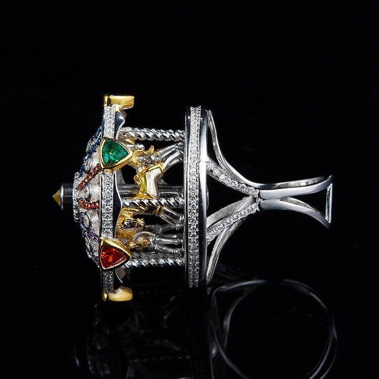 Luxury Brand Jewellry Hollow Merry
