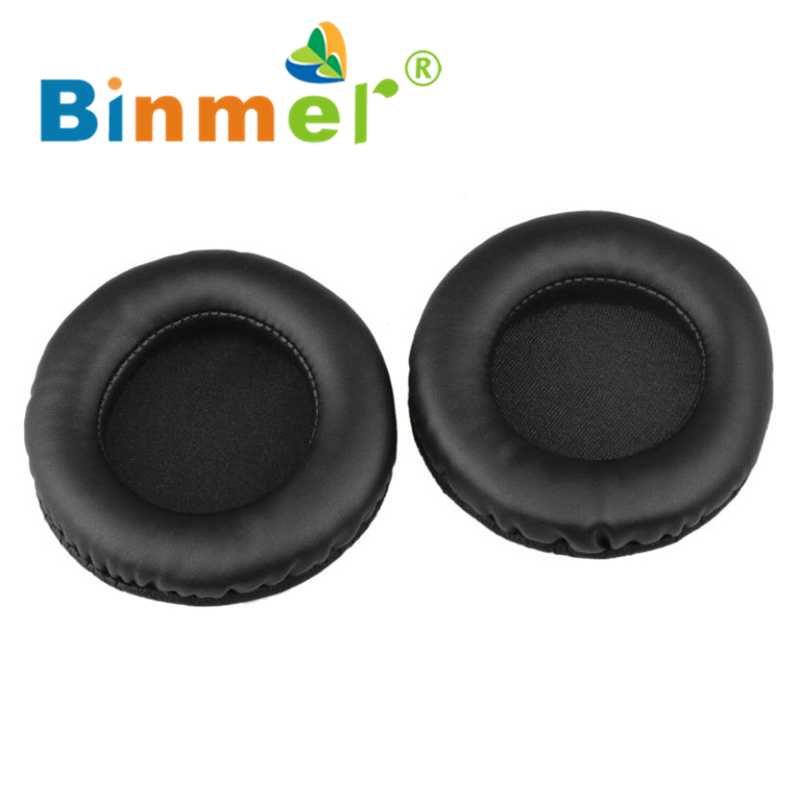 2017 Beautiful Gitf New Replacement Ear Cushion Pads For Technics RP-DH1200 DH1200 DJ Headphones Wholesale price Hot_KXL0413