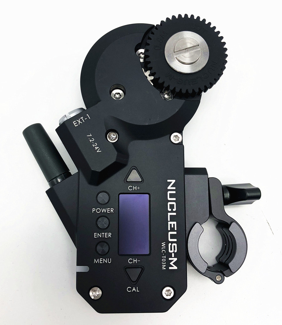 TILTA Nucleus M WLC T03 M Brushless Wireless Follow Focus Motor for 3 Axis Gimbal DJI