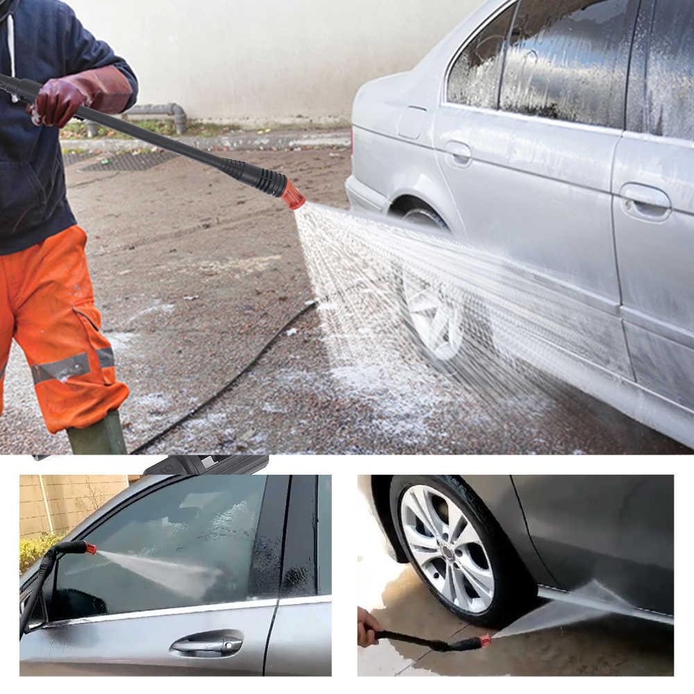 Auto Wasmachine Hoge druk Pistool Jet Lance Nozzle voor Lavor/Karcher multifunctionele Schoonmaken Tool voor Auto thuis