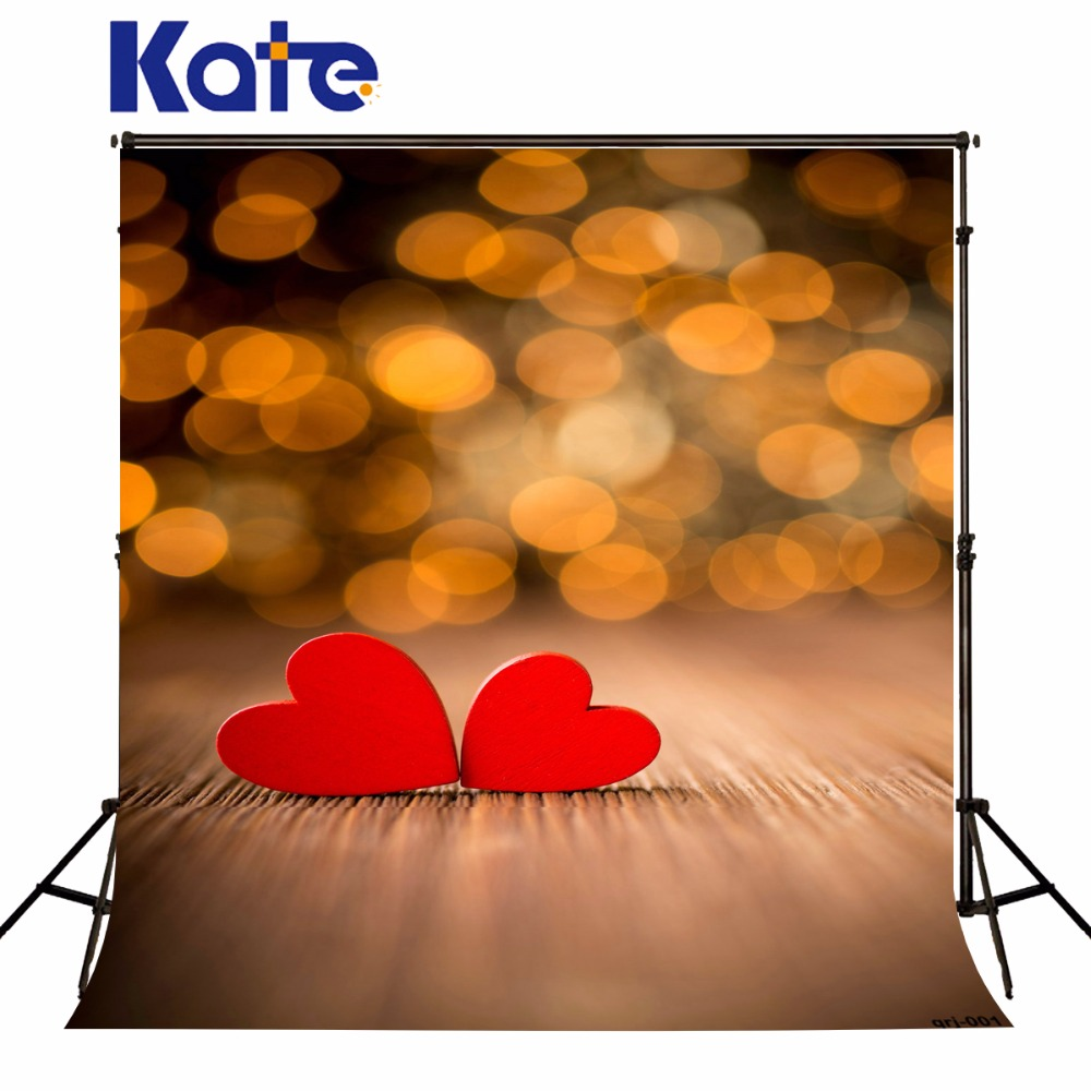 300x300cm Wedding Backdrop Photography Sparking Gold Wood Floor Photo Backdrops Valentine's Day Backgrounds For Photo Studio