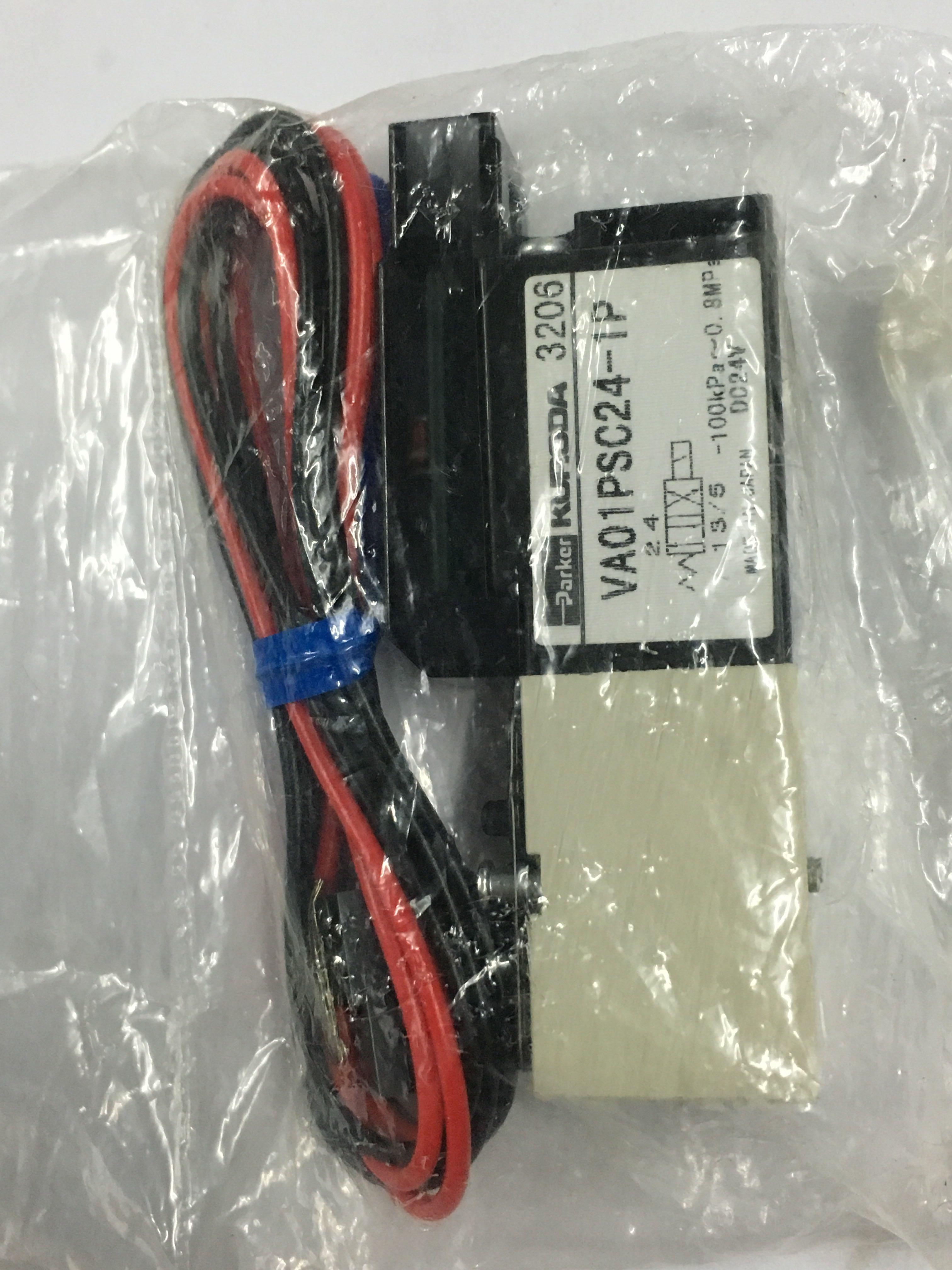 купить VA01PSC24-1P KURODA solenoid valve brand new original authentic по цене 5439.8 рублей