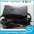 21V 4A 4.5A 5A 5.5A Smart Lithium Li-ion Battery Charger For Lipo Battery Pack Electric Tool