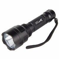 UltraFire C8 800lm 5 Mode White Light XM L T6 LED Bulb Torch LED Flashlight Remote