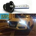 2x lâmpada Xenon D2S 6000 K HID Xenon lâmpada do farol do carro lâmpada para AUDI BMW MERCEDES OPEL VW