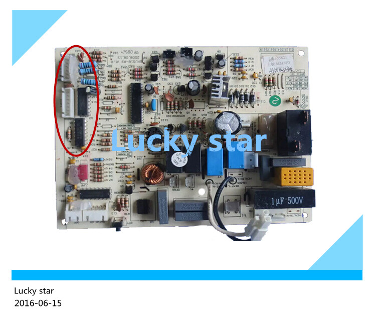 95% new for Gree Air conditioning computer board circuit board M518F3N 301353061 GRJ518-A3 good working