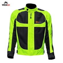 RIDING TRIBE racing riding motorcycle jacket men reflective winter thermal coat 5 protector pads protection motocross jackets цена и фото