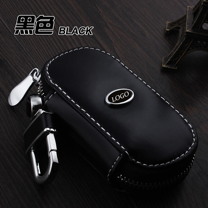 Leather Car Keychain <font><b>Key</b></font> Fob <font><b>Case</b></font> Cover For <font><b>Lexus</b></font> IS250 RX270 RX350 <font><b>RX300</b></font> CT200H ES250 ES350 RX NX GS <font><b>Key</b></font> Holder Accessories image