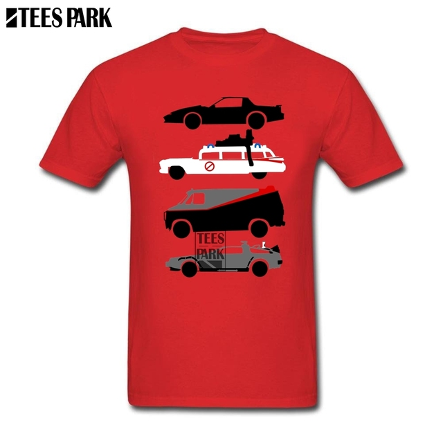 181221e96a85 Printing Back To The Future 80s Cars Cute T Shirts Adult Crew Neck Short  Sleeve Tee Shirts Low Price Youth Extreme Funny Tee
