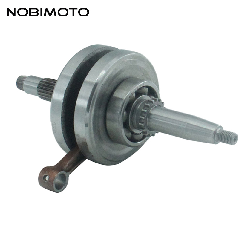 Motorcycle crankshaft for Zongshen 155cc Kick Start horizontal Engine ATV Motorcycle QZ-121