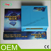 (Both VGA and CGA) or ( HD VGA ) output Pandora's Box 3 Jamma Game PCB Board ,multi games 520 in 1 game motherboard