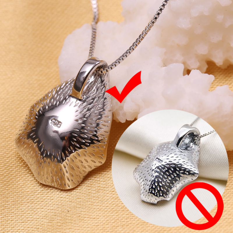 FENASY biser nakit, pravi prirodni biser privjesak ogrlica, - Fine nakit - Foto 4