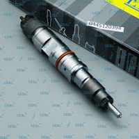 ERIKC 0445120394 Injector Fuel Diesel Engine Part 0 445 120 394 CRIN Oil Complete Injector Assy 0445 120 394 (00986AD10150