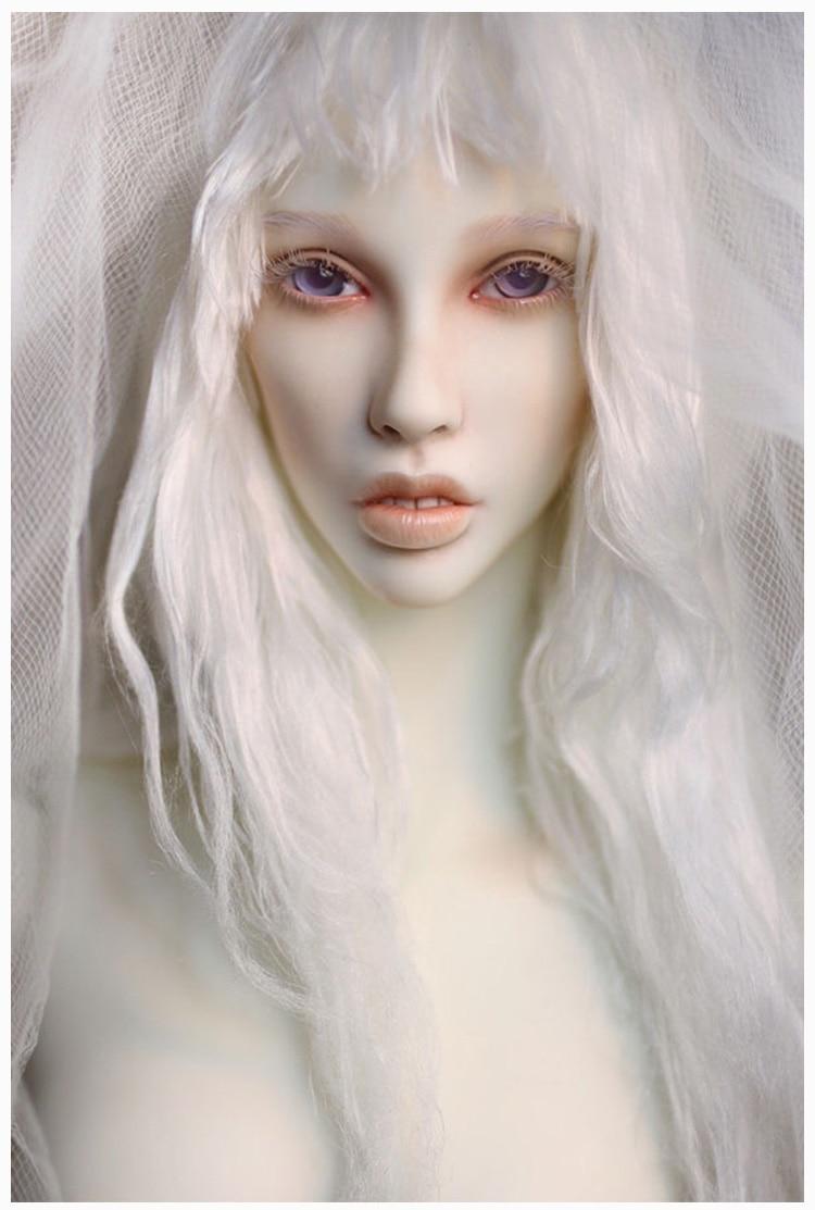 High Quality SuDoll rica snow 1 3 body model girl bjd sd doll resin toys