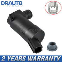 Windscreen Wiper Washer Pump Fit for Ford Mondeo Focus VOLVO C70 S40 S60 S80 S50 1S71-17K624-DD 31349235