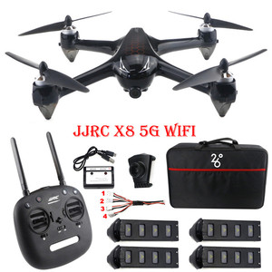 JJRC X8 5G WiFi FPV RC Drone G