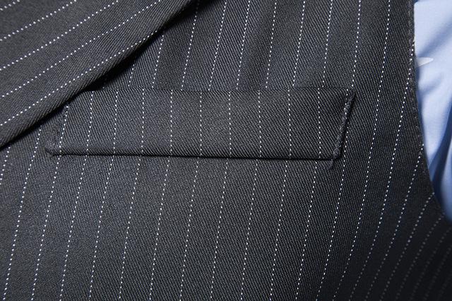 Striped vest Men Doouble Breasted Wedding Suit waistcoat Vests Men Sleeveless Business overcoats gary Vest Dress summer EU size