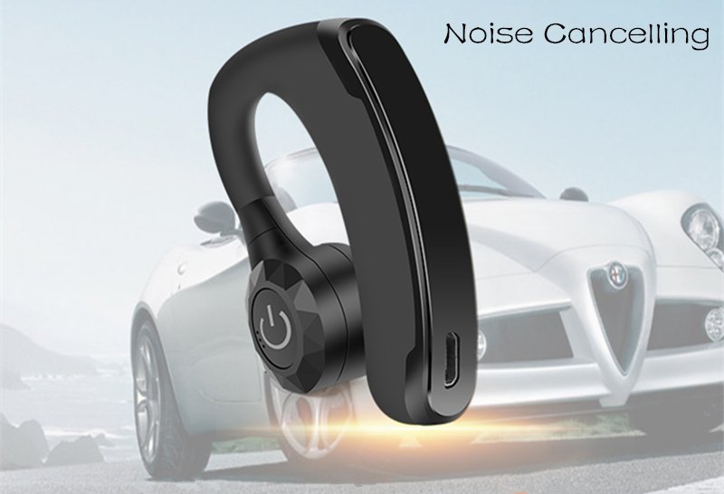 V11 business wireless bluetooth headset (2)
