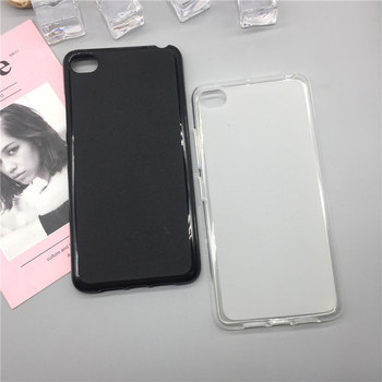 Case Soft Silicon Phone Para for Lenovo S90 Luxury TPU Fundas Protector Full Cover Shell Black Cases Original Coque image