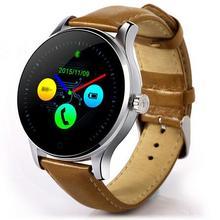 2016 neue Smart Uhr K88h Smartwatch für IOS androidtelefon herzfrequenz monotir pedometer schlaf-tracker uhren Smart uhr android