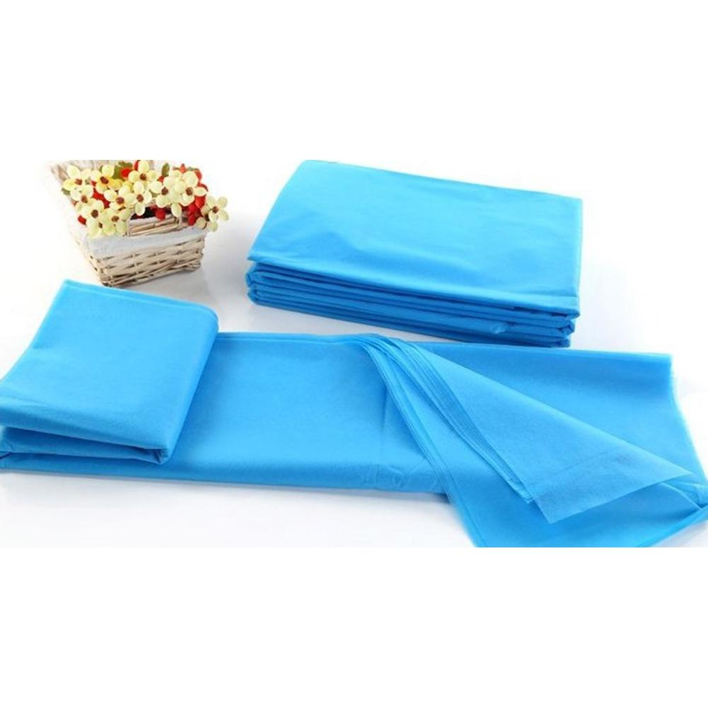 20Pcs Disposable Non-Woven SPA Massage Bed Sheet Waterproof and Anti-Oil Table Bed Covers for Hospital Salon Hotel Travel